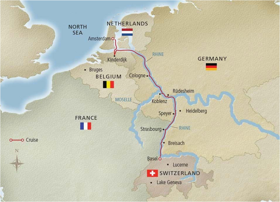 rhine river cruisevacationcelebrityconstellation