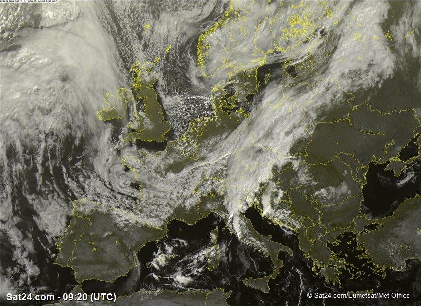 weather europe satellite weather europe weather forecast