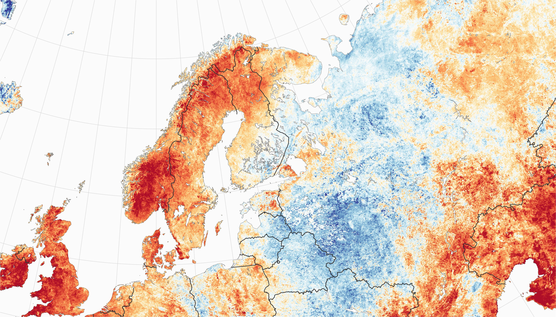 2018 european heat wave wikipedia