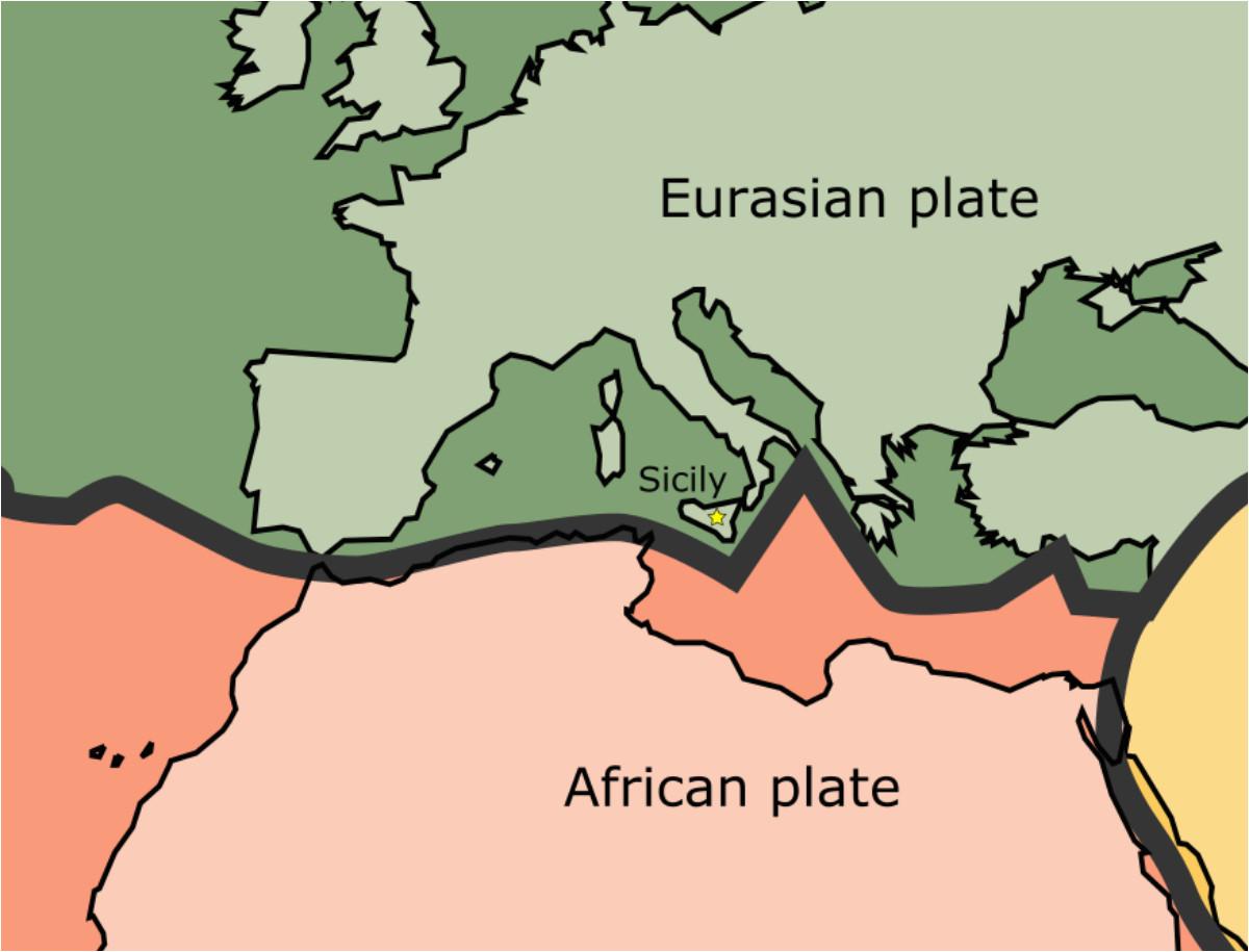 geology of sicily wikipedia