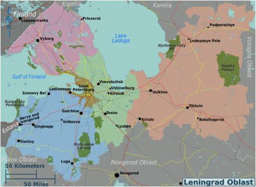 leningrad oblast travel guide at wikivoyage