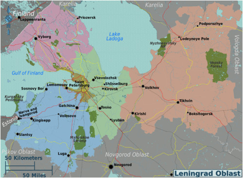 leningrad oblast travel guide at wikivoyage