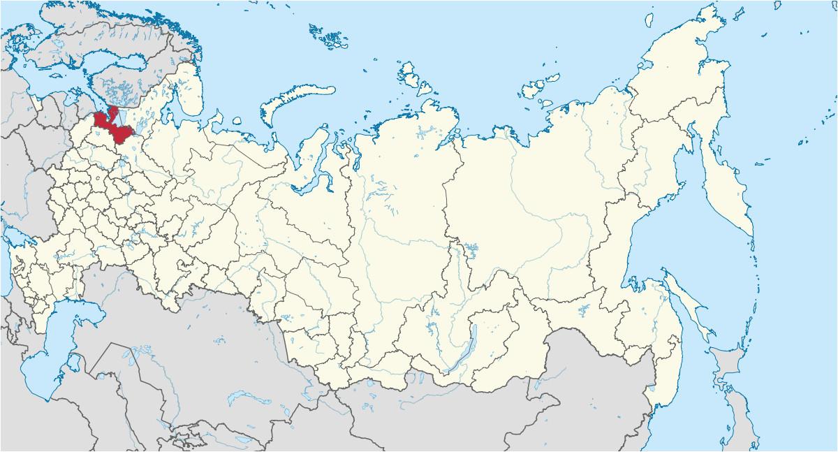 oblast leningrad wikipedia