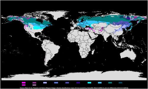 continental climate wikipedia