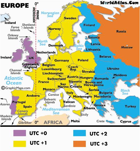 estonia time zone map