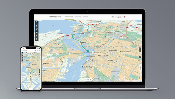 explore our latest sat nav navigation app and road trips