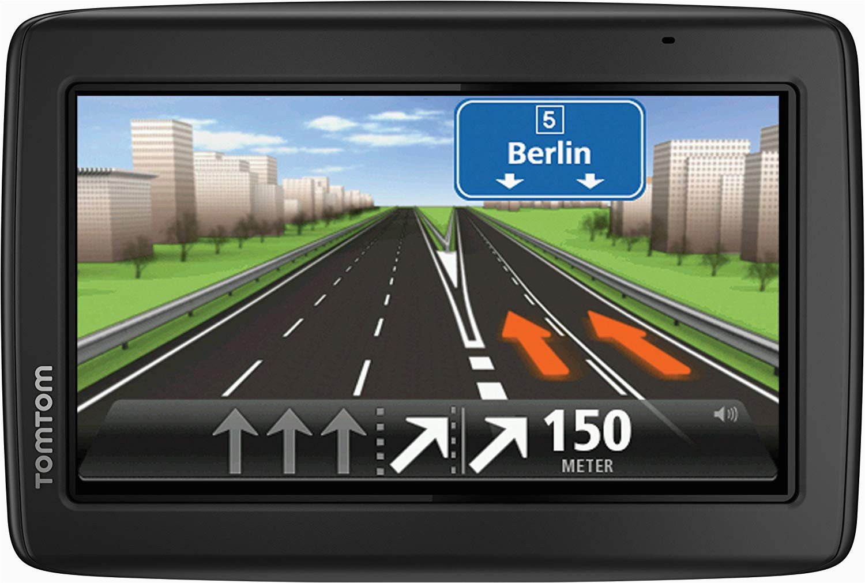 tomtom start 25 m central europe traffic navigationsgerat free lifetime maps 13 cm 5 zoll display tmc fahrspurassistent parkassistent iq