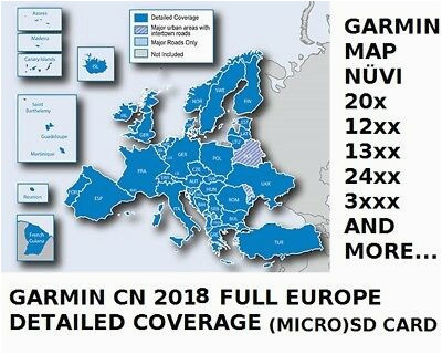 garmin micro sd card adapter europa karte cn 2018 10 aktuell 1390 255 1200 bild