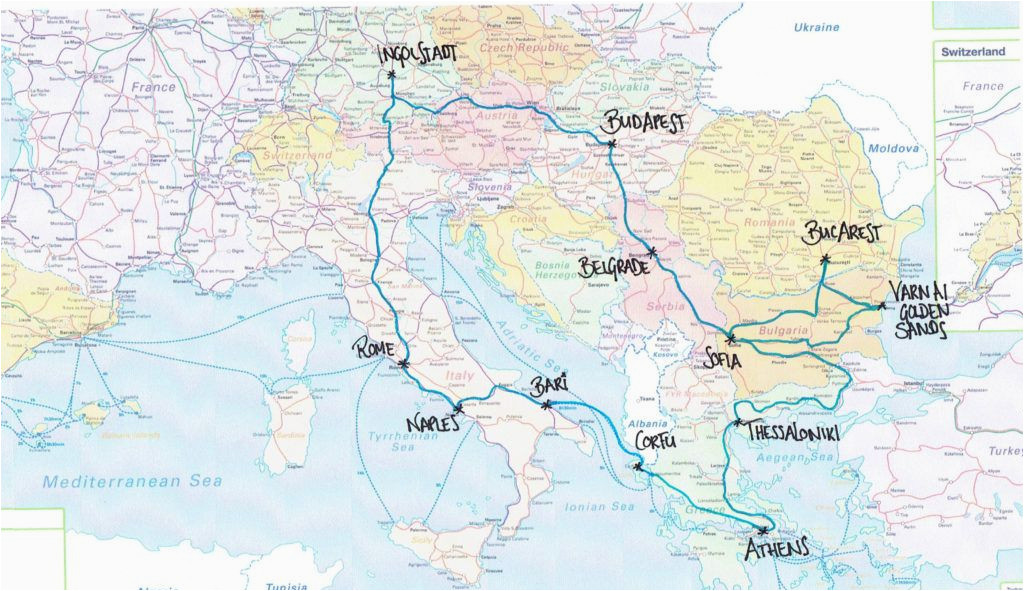 exploring europe via interrail in 2019 travel travel