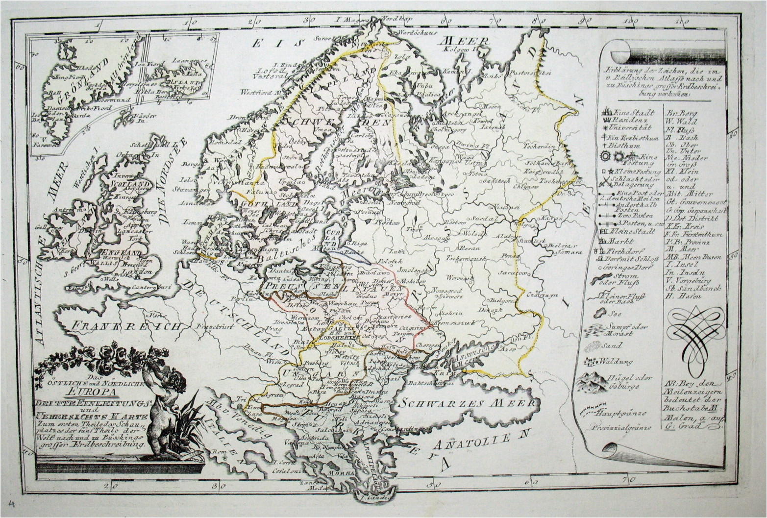 file map of northern and eastern europe in 1791 by reilly