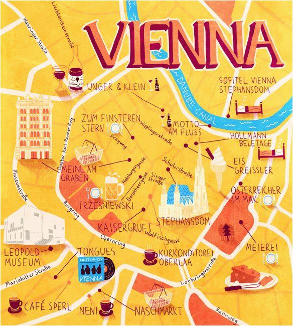 patrick o leary vienna austria vienna vienna map