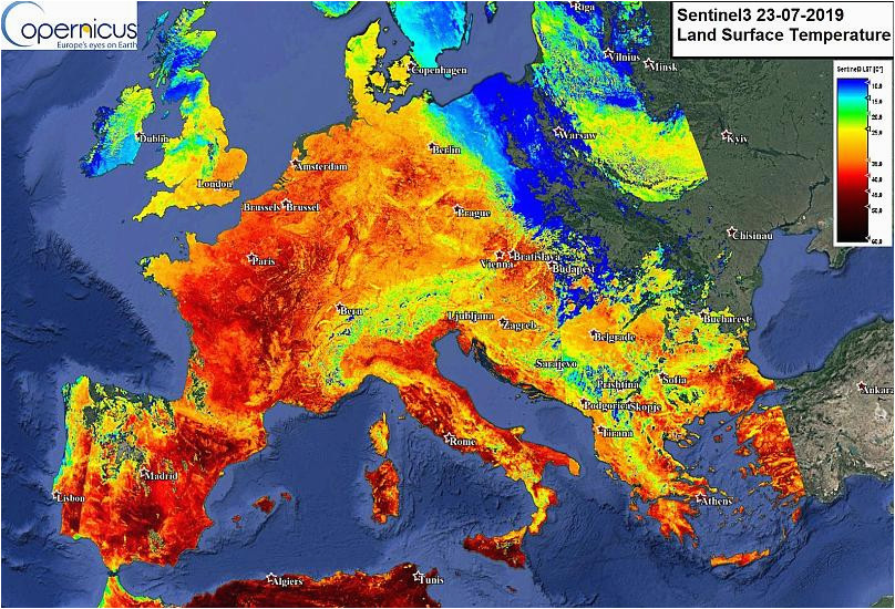 europe heatwave uk could break all time temperature record