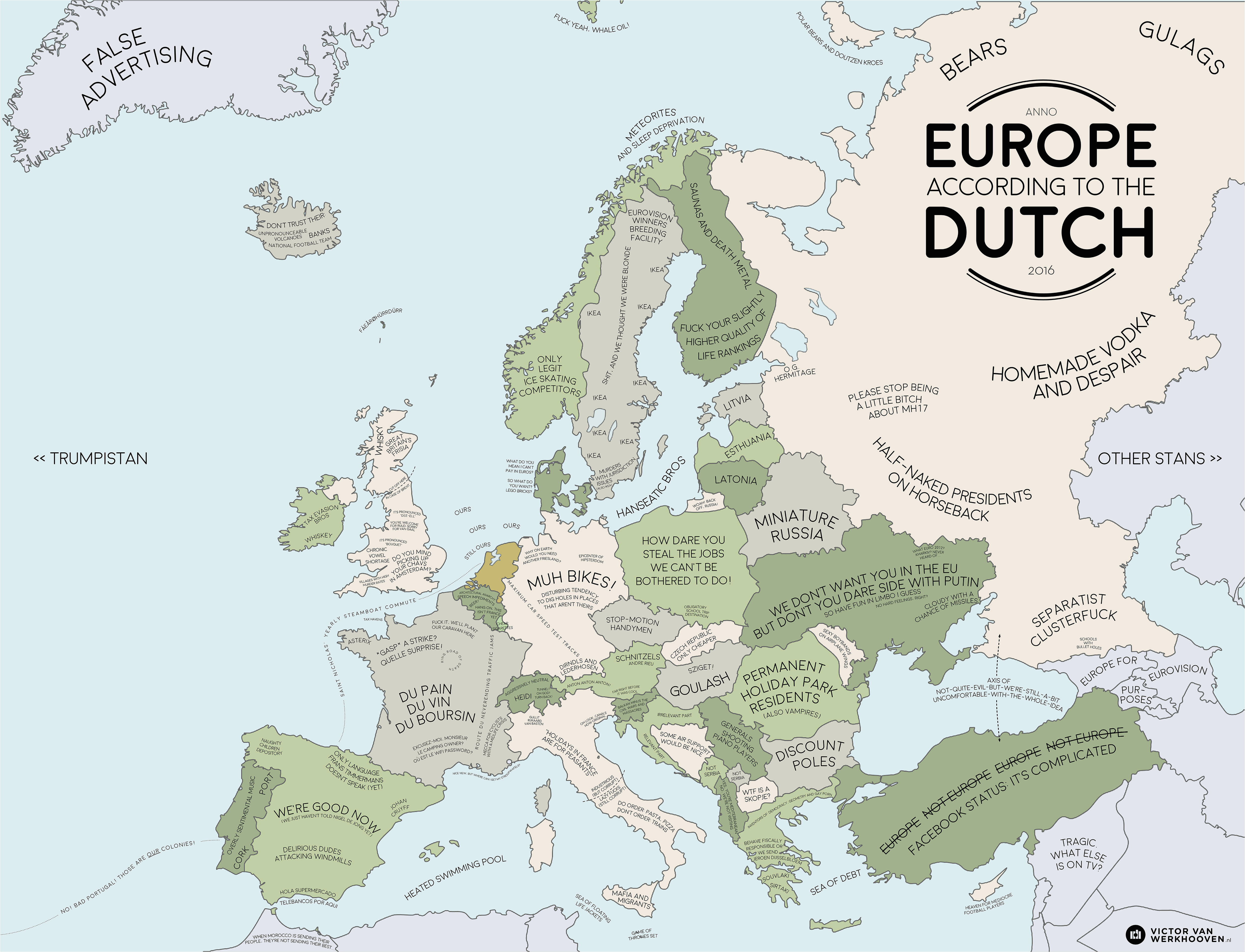 luxury where is holland in world map earnon me