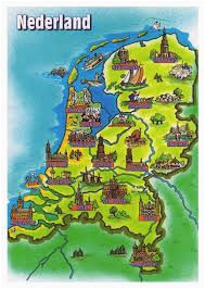 netherlands tourist map google search europe in 2019