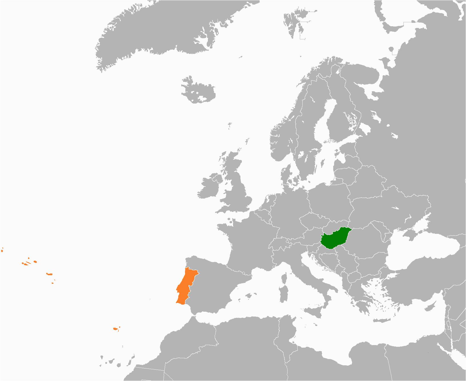 portugiesisch ungarische beziehungen wikipedia
