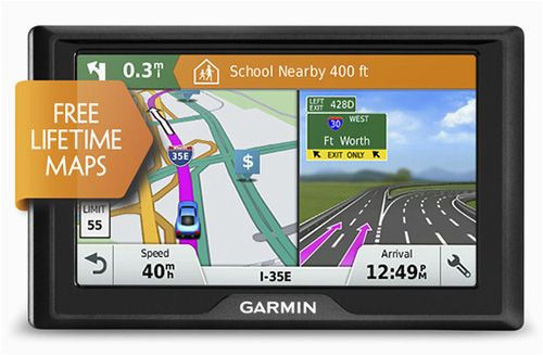 the garmin drive 51lm is an entry level gps navigator with