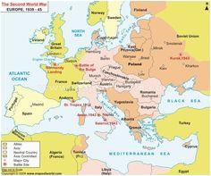 10 best world war ii maps images in 2013 world war two