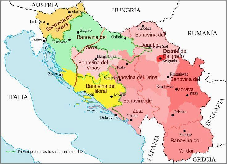 image result for yugoslavia banovina alternate flags and