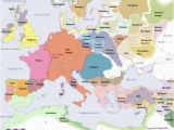 14th Century Map Of Europe Euratlas Periodis Web Map Of Europe In Year 1200