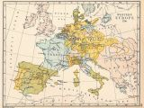 16th Century Map Of Europe atlas Of European History Wikimedia Commons