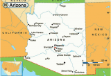 A Map Of Arizona Cities Map Of Arizona Cities Maps
