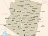 A Map Of Arizona State Pin by United Nations the Holy See On Arizona Pinterest Arizona