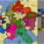 A Map Of Western Europe Western Europe 1152 Ad Maps Map Europe Antique Maps