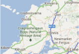 Aa Route Map Ireland Aa Route Planner Maps Directions Routes Ireland In