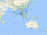 Air Canada Flight Route Map Airline Insight Malindo Air Blue Swan Daily