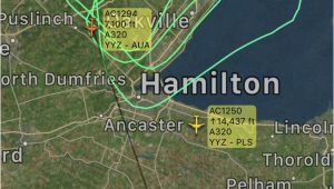 Air Canada Interactive Map tom Podolec Aviation On Twitter Diversion Air Canada Ac1294 to