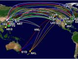 Air Canada Route Maps Star Alliance Route List Transpacific Wandering Aramean