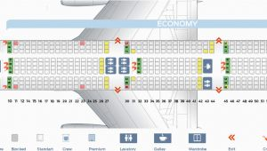 Air France 777 Seat Map Seating Chart Boeing 777 300er Air France Elcho Table