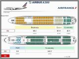 Air France A380 800 Seat Map Aircraft 388 Seating Plan New Seat Configurations Of Airbus A380