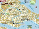 Airport In Venice Italy Map Venice Neighborhoods Map and Travel Tips