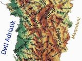 Albania Map In Europe Shqiperia Reale Kulture Shqipetare Albanien Und Kultur