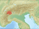 Alps France Map Pennine Alps Wikiwand