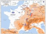 Alps Map Of Europe Minor Campaigns Of 1815 Wikipedia