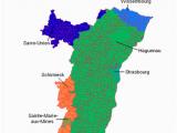 Alsace Lorraine France Map Alsace Wikipedia