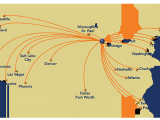 American Airlines Europe Route Map where We Fly
