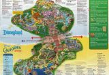 Amusement Parks In California Map Map Disneyland California Adventure Park Valid California Large Map