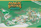 Amusement Parks In California Map Map Of theme Parks In California Outline Magic Springs Crystal