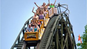 Amusement Parks In Ohio Map Amusement Parks and theme Parks In Pennsylvania