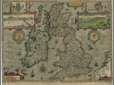 Ancient Map Of Ireland Map Of Great Britain and Ireland Made In 1610 Maps Charts and