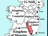 Ancient Map Of Ireland Osraige Wikipedia