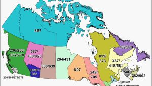 Area Codes for California Map 925 area Code Map Awesome Us Canada area Code Map Best Map Od Canada