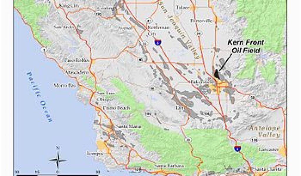Arvin California Map Kern Front Oil Field Revolvy – secretmuseum on