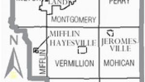 Ashland County Ohio township Map ashland County Ohio Revolvy