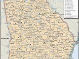 Atlanta Georgia County Map State and County Maps Of Georgia