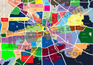 Austin Texas Zip Codes Map Listing Of All Zip Codes In the