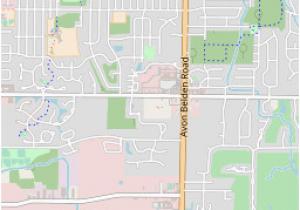 Avon Lake Ohio Map Westview Elementary School Avon Lake Oh School Boundaries Map